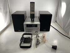TEAC MC-D95 Home Theater Digital Compact CD Tuner Amplifier w/ Remote/antennas