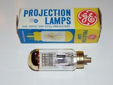 GE - CTS DAX - Vintage Projection Lamp - Projektor Lampe - 120V - 1000 Watts NOS
