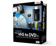 Roxio Easy VHS to DVD Mac 243100EU