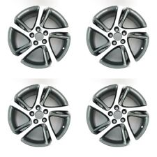 """4 Reconditioned Volvo OEM 17""""x7 SPIDER Alloy Rims Wheels 31414011 C30 S40 V50"""