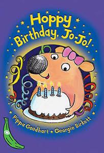 (Good)-Hoppy Birthday, Jo-Jo! (Green Bananas) (Paperback)-Goodhart, Pippa-140520