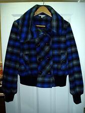 Ladies Redherring Size 12 striped Jacket