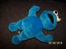 """12"""" Cookie Monster Plush Doll 2001 -  Fisher-Price excellent condition"""