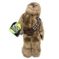Star Wars Buddies 10in Chewbacca Hasbro Kenner Beanie 1997 66941 NWT Vintage