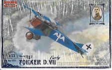 Roden Fokker D. Vii Early, Rudolf Berthold's Aircraft in 1/72 025 St