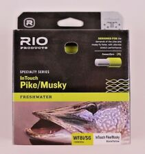 Rio InTouch Pike Musky Fly Line WF8I/S6 Free Fast Shipping 6-20556