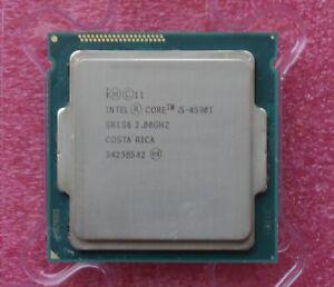 Intel  Core i5-4590T / SR1S6 / 4x2.0GHz ,  FCLGA1150