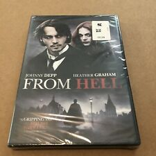 From Hell (Dvd, 2002, Single Disc Lenticular)