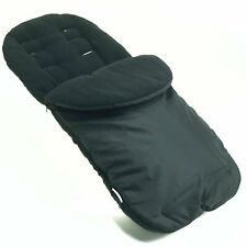 Quinny Footmuff / Cosy Toes Suitable For Pushchairs Buggies Prams Strollers B...