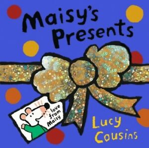 Maisy's Presents by Cousins, Lucy Hardback Book The Fast Free Shipping