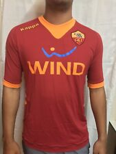 KAPPA 301CUS901 AS ROMA HOME JERSEY ADULT SIZE XL (MAROON)