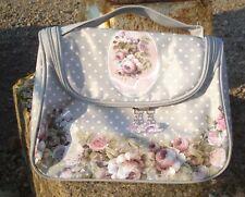 Vanity mille roses - grande trousse de Toilette Idée Cadeau pour Femme - neuf