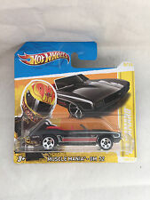 HOT WHEELS GM 69 CAMARO MUSCLE MANIA GM 12 NEU NEW OVP SHORT CARD