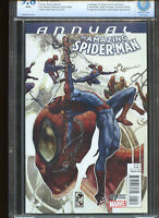 Marvel: Amazing Spiderman Annual #1 (2/2015) CBCS 9.8 NM/MT