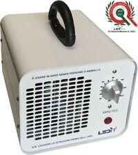 OzoLed 10G Sanificatore Ozono CERTIFICATO CNR + CE italiano. 10gr/hr.