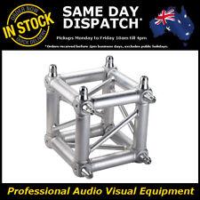 Aluminium 6D Corner suit Box Truss 290mm Heavy Duty Trussing Lighting DJ Stand