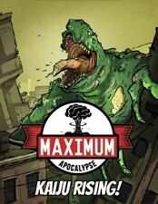 Maximum Apocalypse: Kaiju Rising Expansion