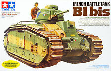 Tamiya 35282 French Battle Tank Char B1 bis 1/35 scale kit