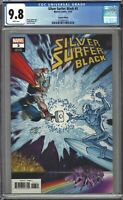 SILVER SURFER BLACK #3 CGC 9.8 Lim VARIANT Cover Cates Thor