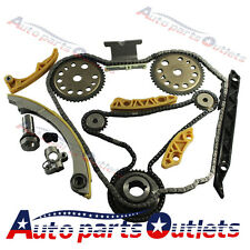 Engine Timing Chain Kit w/ Balance Shaft fit L61 00-11 GM 2.0L 2.2L 2.4L Ecotec