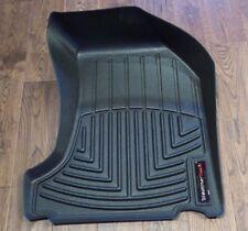 Weather Tech Floor Mat Black P.N. # 442391...2005-2011 Porsche Boxster PASS SIDE
