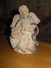 Sarah's Angels Figuirine Elizabeth - April
