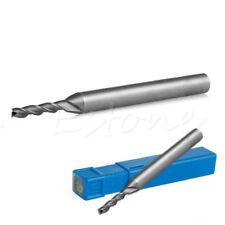 New Extra Long 3mm 3 Flute HSS & Aluminium End Mill Cutter CNC Bit Extended