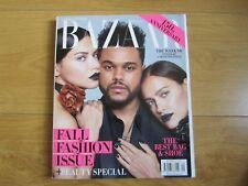 Harper Bazaar U.S.A Magazine Edition Fall 2018 New.