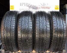 TRENO Gomme Semi Nuove 225/65 R17 Bridgestone 101H al 75% di battistrada 2256517