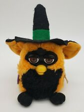 Furby Tiger Electronics Special Limited Edition Halloween Witch 1999 WORKS