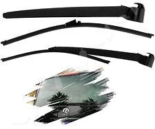 REAR BACK WINDOW WIPER BLADE & ARM KIT FOR VW T5 TRANSPORTER MULTIVAN 2003-2013