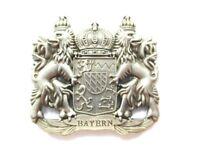 Bayern Bavaria Wappen Magnet Metall ,Souvenir Germany,Deutschland,Neu