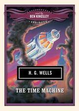 The Time Machine by H. G. Wells (2007, CD, Abridged, Unabridged)**