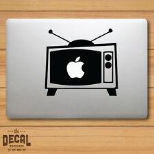 Old Retro TV Macbook Sticker / Macbook Decal / Cover / Skin