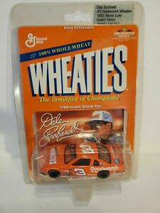 DALE EARNHARDT 1997 WHEATIES GOODWRENCH SPECIAL 1/64 ACTION DIECAST CAR