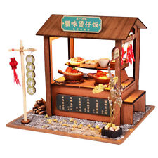 1/24 Miniature Pot Rice Booth Dollhouse Room Garden Kids Pretend Play Toy