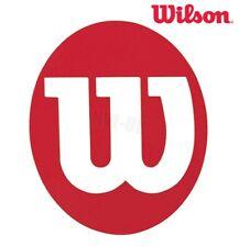 Genuine WILSON Tennis Racket String Stencil, for printing W Logo on the strings