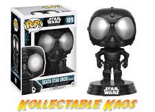 Funko 14877 Star Wars Rogue One Death Droid Pop Bobble Figure Black