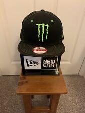 Authentic New Era Monster Energy Cap Athlete