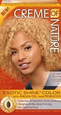 Creme of Nature Exotic Shine Permanent Hair Color Kit