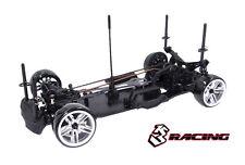3RACING- KIT-D4AWDS/BK 3RACING Sakura D4 1/10 Drift Car(AWD)-Sport Black edition