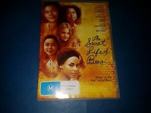 THE SECRET LIFE OF BEES (REGION 4 DVD) - LIKE NEW CONDITION (A8)