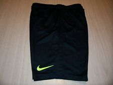 NIKE DRI-FIT BLACK ATHLETIC SHORTS MENS SMALL EXCELLENT CONDITION