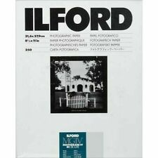 """Ilford Multigrade Iv Rc Deluxe Pearl 8 1/2x11"""" 250 Sheets"""