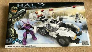 Halo Megabloks 96852 UNSC Arctic Wolverine Kit Set 7 - 298 Pieces Age 8+