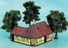 ESCALA H0 Kit Construcción Casa de madera Hans Christian Andersen 220 NEU
