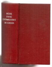 Petite faune entomologique du Canada Coléoptères PROVANCHER 1877 Beetles