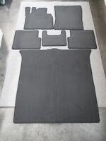 DeLuxe Fußmatten für Mercedes Benz W463 LANG G-Modell +incl. Kofferraummatte NEU