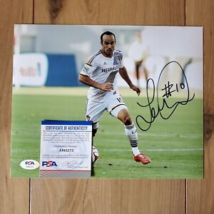 Landon Donovan USA soccer Signed Autographed 8x10 Photo PSA/DNA #AI82272