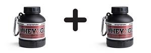 (400 g, 33,99 EUR/1Kg) 2 x (SmartShake Whey2Go Funnel, Black - 110 ml.)